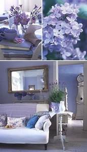 deco rose et violet dans salon et chambre des couleurs With amazing tendance couleur peinture salon 9 inspirations peinture rose et violet castorama