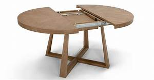 Made Com : belgrave extending dining table dark stained oak ~ Orissabook.com Haus und Dekorationen