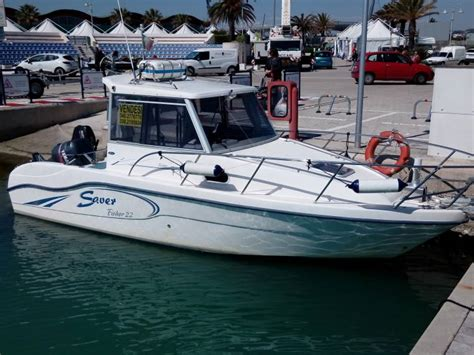 saver 22 cabin fisher saver 22 cabin fisher in m pescara sportfischerboot