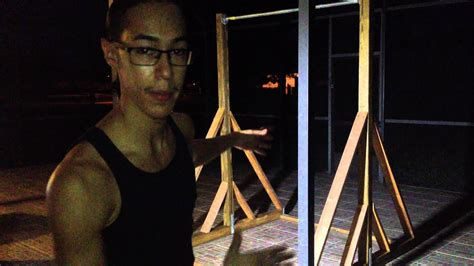 build   standing pull  bar youtube