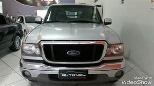 Ford Ranger Xlt 2 8 Turbo Diesel 4x4 Ano 2005