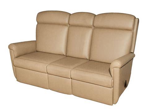rv recliner loveseat lambright rv harrison sofa recliner glastop inc