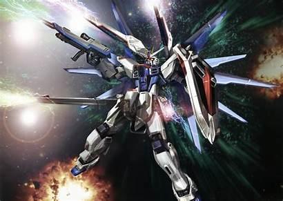 Gundam Freedom Strike Anime Wallpapers Iphone Warning
