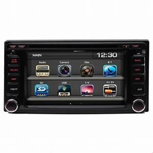 Jual Head Unit Tv Mobil Double Din Skeleton Oem Toyota