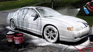 Washing Car Part 2  Foam Gun