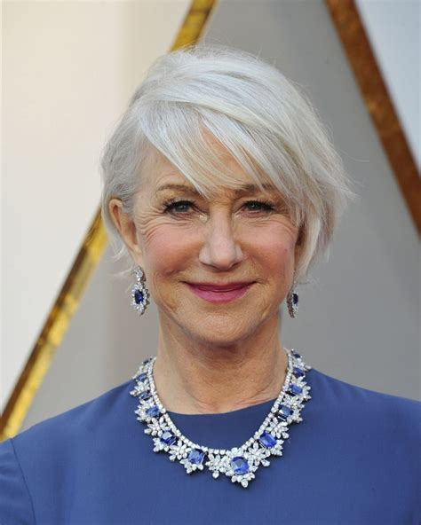 helen mirren   oscars  beauty   hair