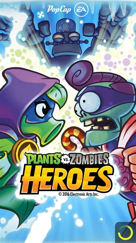 Plants vs. Zombies Heroes 1.24.6 - Download for Android