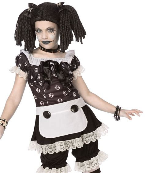 Horror Puppe by Horror Kost 252 M Puppe M 228 Dchen Kost 252 Me