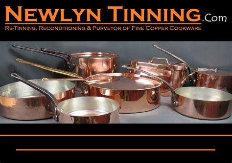 newlyn tinning newlyn tinning  tinning copper pots retinning copper pans buy copper