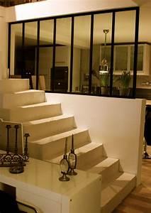 attrayant escalier entre cuisine et salon 4 image With escalier entre cuisine et salon