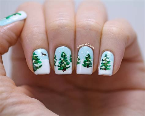 Nail Art Winter : Winter Nail Art And Latest Winter Nail Art Designs
