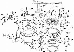 Motor Parts  Used Mercury Outboard Motor Parts