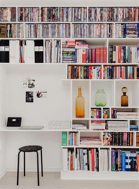 Office Desk With Bookshelf by Built In Bookcases Desk Shelf In 2019