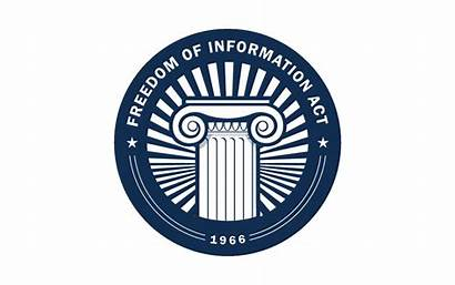 Foia Freedom Act Right Know Icon Amendment