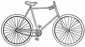 Safety Bicycle | ClipArt ETC