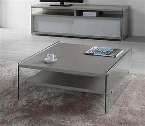 17 best images about modern glass coffee tables on With square gray wood coffee table