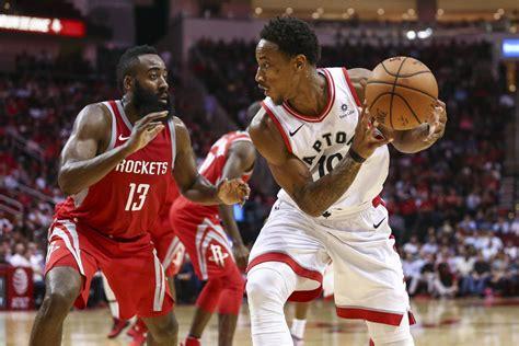 Toronto Raptors, Houston Rockets Nba Finals Is Going To Be