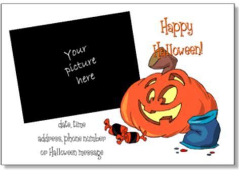 printable halloween party invitation templates halloween