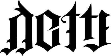 ambigram tattoos design  ideas