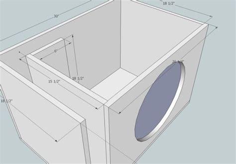 subwoofer box design make you a custom competition subwoofer enclosure design