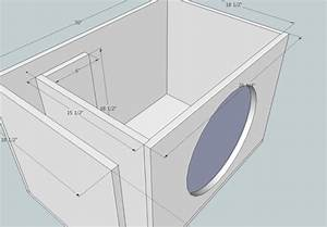 Make you a custom competition subwoofer enclosure design ...