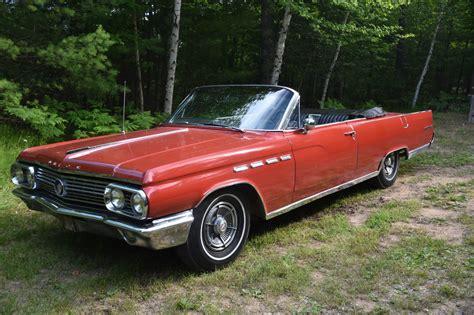 Still Goin' Strong: '63 Buick Electra Convertible