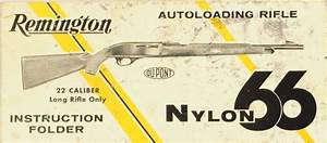 Remington Nylon 66  22 Ca As New Ffl