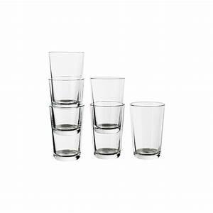 Doppelwandige Gläser Ikea : ikea glas 365 set 6 st ck gl ser 300 ml stapelbar ebay ~ Watch28wear.com Haus und Dekorationen