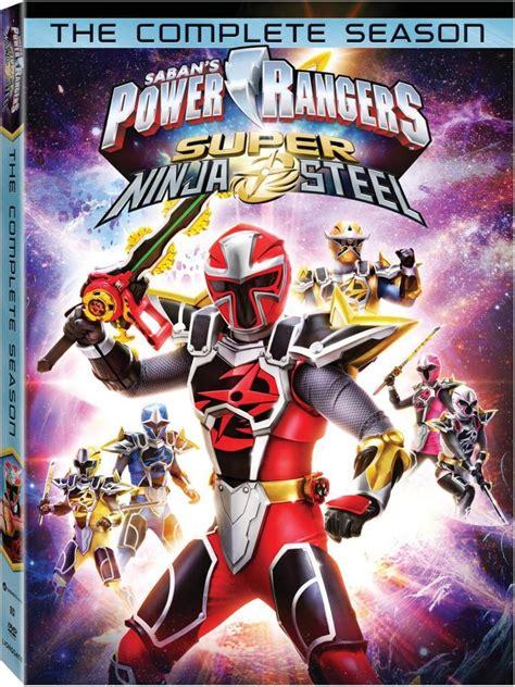 power rangers super ninja steel february home release
