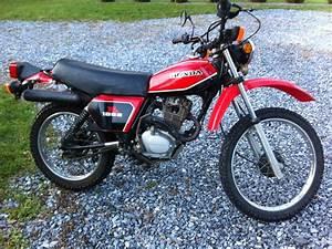 1981 Honda Xl185s