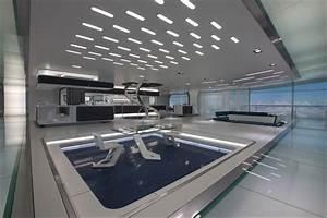 Futuristic House Design On Oblivion: breakfast nook with ...