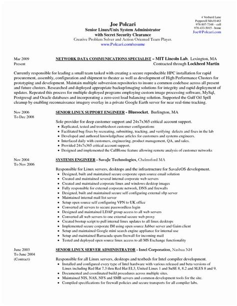 Salesforce Administrator Resume Examples Unique 11 12 Weblogic Administrator Resume in 2020