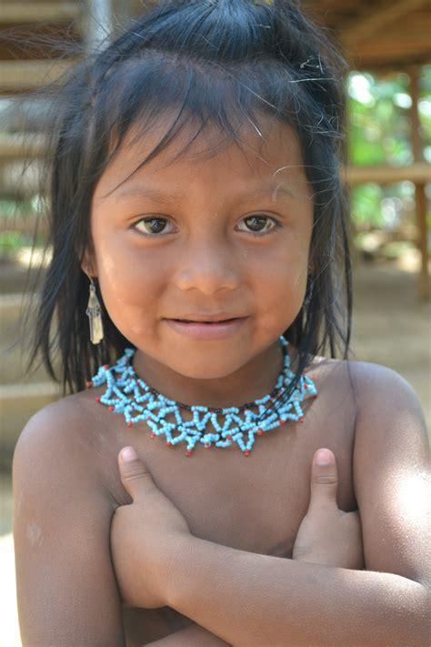 Girl Tribe Little African Girl Tribal