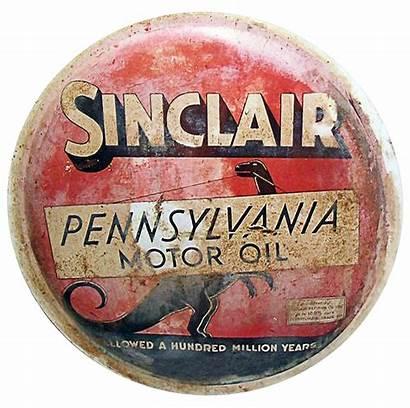Sinclair Oil Tires Fuel Motor Myshopify Tin