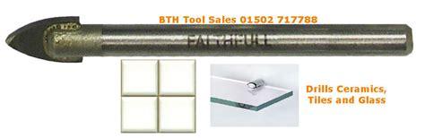 drilling through glazed porcelain tile faithfull 3mm tungsten carbide tct glass tile drill bit ebay