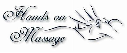 Massage Hands Therapy Things Session Logos Health