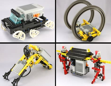 Little LEGO Inventions