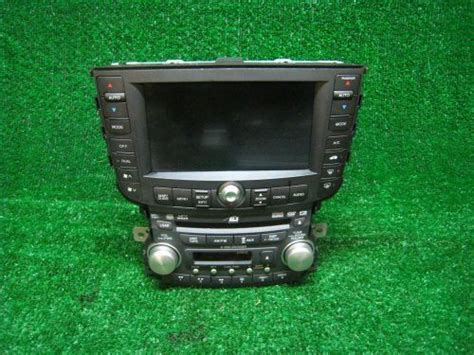 find  acura tl type  oem dash navigation gps dvd cd