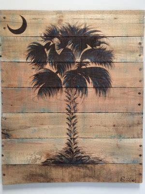 wood artistry restoration fort mill sc palmetto tree palm tree wall available in