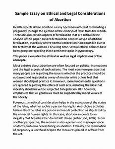 Health Essays Abortion Is Wrong Essay Sample Essay Thesis also How To Write A Thesis Sentence For An Essay Abortion Is Wrong Essay Pay To Get Human Resource Management Report  Science And Religion Essay