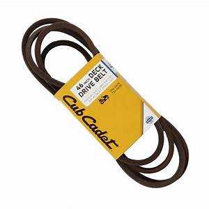 Riding Mower 46-inch Deck Belt
