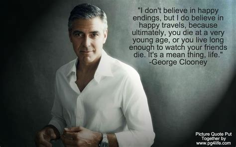 famous celebrity quotes george clooney quote