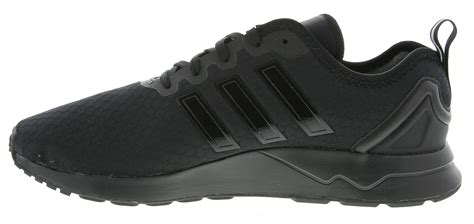 Adidas Mens ZX Flux Advanced Sneakers in Black