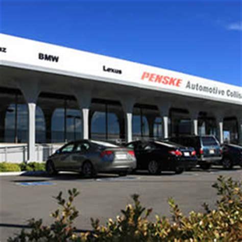 penske automotive collision center auto repair san