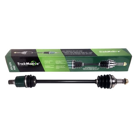 Cv Exles For Work by Trakmotive Oe Replacement Cv Axles For Atvs Utvs And Side