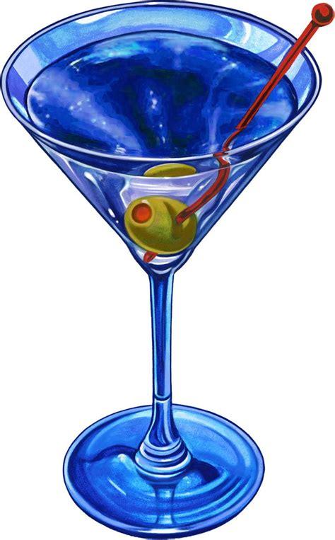 porcelain martini drink