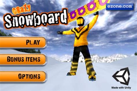 Touchmyapps  Crazy Snowboard In Review Get Some Crazy Air