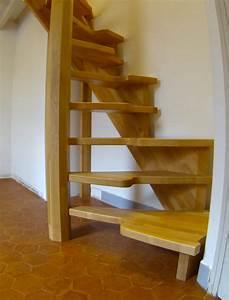 Escalier Colimaon En Bois MARSEILLE Menuiserie Bois