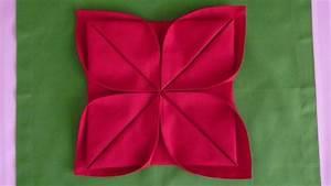 Pliage De Serviette En Papier Facile : pliage de serviette facile et original 40 id es ~ Melissatoandfro.com Idées de Décoration
