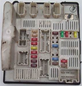 Renault Megane Convertible Engine Bay Fuse Box 8200481867